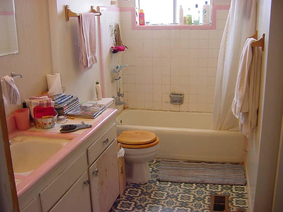 Bath 2 Before U0026 After