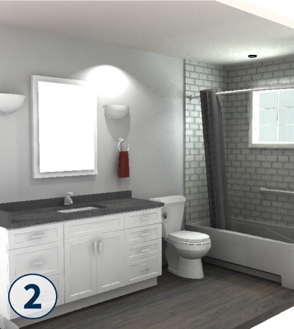 Bathroom Remodeling For Nashville Tennessee 48 Day Kitchen Bath Custom Bathroom Remodeling Nashville